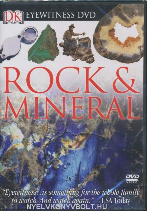 Eyewitness DVD - Rock & Mineral