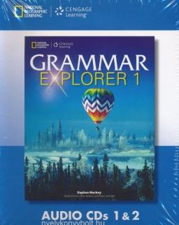 Grammar Explorer 1 Audio CDs (4)