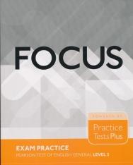 Focus Exam Practice - Pearson Test of English General Level 2