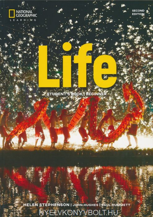 Life 2nd Edition Beginner Students Book with App Code
