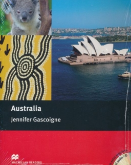 Australia - Macmillan Readers level 6 - with extra exercices and audio CD