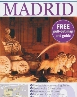 DK Eyewitness Travel Top 10 - Madrid