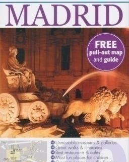 DK Eyewitness Travel Top 10 - Madrid