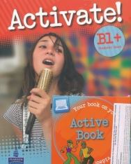 Activate! B1+ Students' Book and Active Book Pack