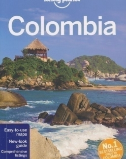 Lonely Planet - Colombia Travel Guide (6th Edition)