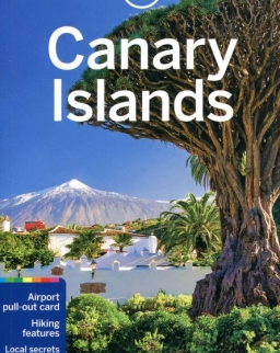 Lonely Planet Canary Islands 7th edition