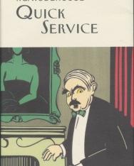 P. G. Wodehouse: Quick Service