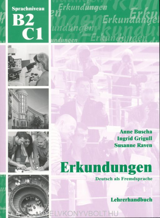 Erkundungen B2-C1 Lehrerhandbuch Neu