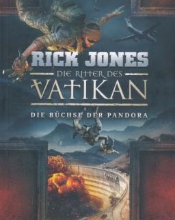 Rick Jones: Die Ritter des Vatikan 4: Die Büchse der Pandora