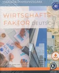 WirtschaftsFaktor Deutsch - Felkészítő a Középfokú Német Gazdasági Nyelvvizsgára (LX-0229-1)
