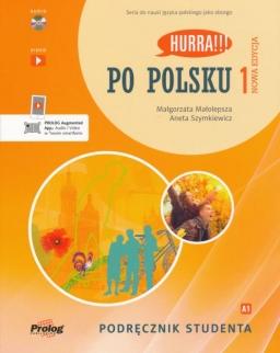 Hurra!!! Po Polsku 1 Podręcznik studenta. Nowa Edycja