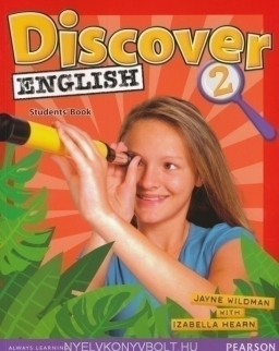 Discover English 2 Student's Book - Central Europe Edition