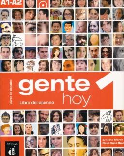 Gente Hoy 1 Libro del Alumno con CD Audio