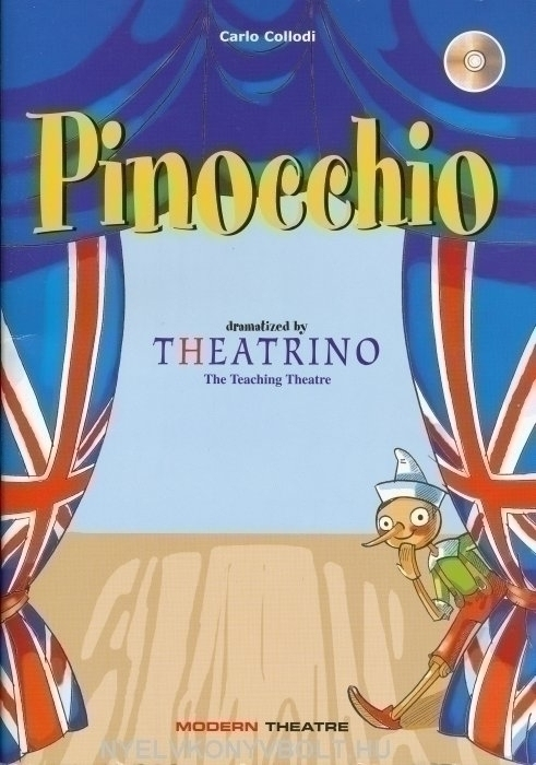 Pinocchio + Audio CD - Theatrino - La Spiga