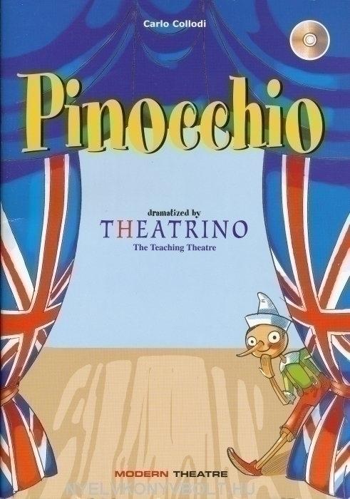 Pinocchio + Audio CD - Theatrino - La Spiga