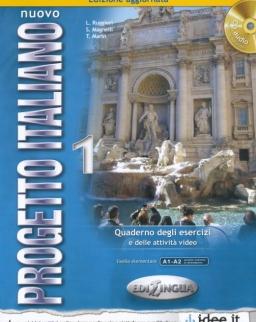 Nuovo Progetto Italiano 1 Quaderno degli esercizi con CD Audio