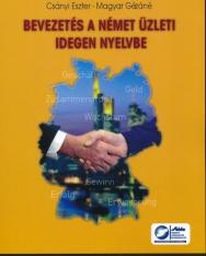 Bevezetés a német üzleti idegen nyelvbe