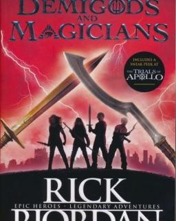 Rick Riordan: Demigods and Magicians