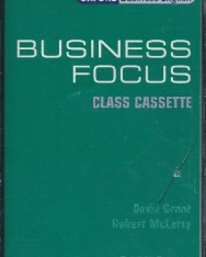 Business Focus Pre-Intermediate Class Cassette