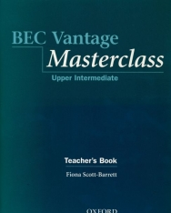 BEC Vantage Masterclass Upper Intermediate Teacher's Book