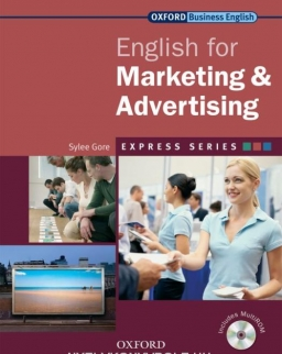 English For Marketing and Advertising with MultiROM