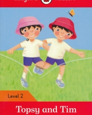 Topsy and Tim: The Big Race – Ladybird Readers Level 2