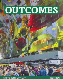 Outcomes 2nd Edition Upper Intermediate Student's Book with DVD-ROM and MyELT Online Access Code