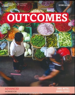Outcomes 2nd Edition Advanced Workbook with Answer Key and Audio CD