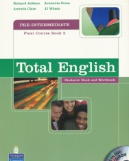 Total English Pre-Intermediate Flexi Course Book 2 with DVD and CD-ROM