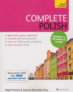 Teach Yourself - Complete Polish from Beginner to Intermediate Book & Audio Online