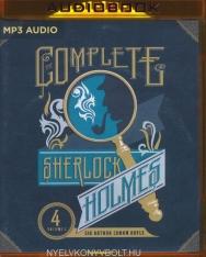 Sir Arthur Conan Doyle: The Complete Sherlock Holmes - Audio Book MP3