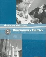 Unternehmen Deutsch Grundkurs Wörterheft