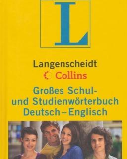 Langenscheidt Collins Großes Schulwörterbuch Deutsch-Englisch