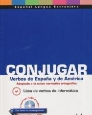 Conjugar Verbos de Espana y de América - Incluye CD-audio de toda la conjugación