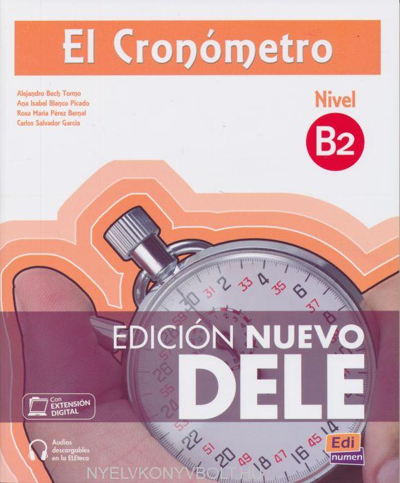 El Cronómetro B2 - Edición Nuevo DELE 2013