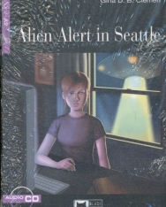 Alien Alert in Seattle with Audio CD - Black Cat Reading & Training Level A2