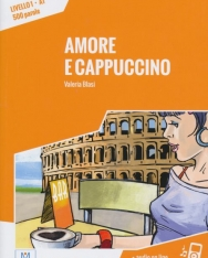 Amore e Cappuccino Livello 1 - A1 + Audio On Line