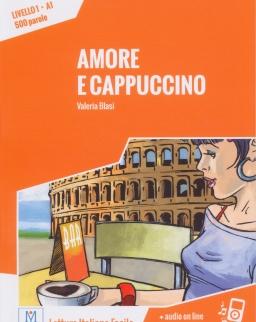 Amore e Cappuccino Livello 1 - A1 + Audio On Line