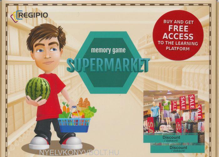 Memory Game Supermarket