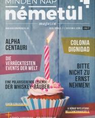 Minden Nap Németül magazin 2018 április