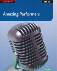 Amazing Performers - Collins English Readers - Amazing People Level 2