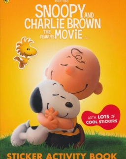Snoopy and Charlie Brown - The Peanuts Movie Sticker Activity Book