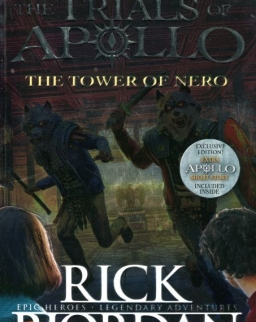 Rick Riordan: The Tower of Nero