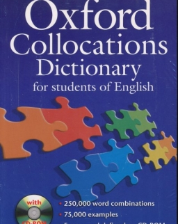 Oxford Collocations Dictionary for Students of English + CD-ROM New Edition