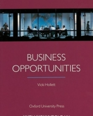 Business Opportunities Student's Book