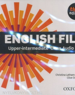 English File - 3rd Edition - Upper-Intermediate Class Audio CDs (3)