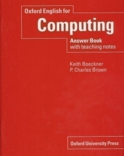 Oxford English for Computing Answer Book with teaching notes