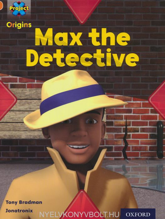 Max the Detective - Project X