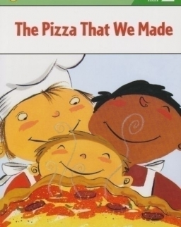 The Pizza That We Made - Puffin Young Readers - Level 2