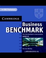 Business Benchmark Pre-Intermediate to Intermediate - BEC Preliminary Edition Audio CDs
